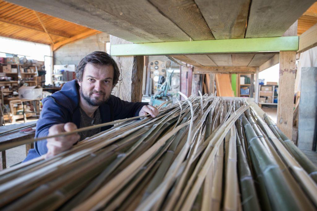 Atelier artisanal de Bambou Créations