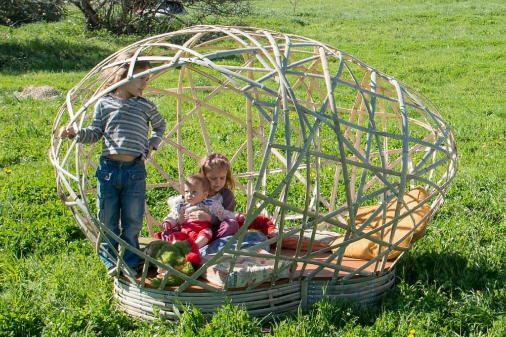 Espace de détente original - bambou créations