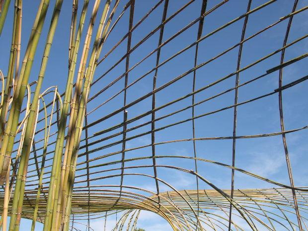Scénographie design pour un évenement - Bambou Créations