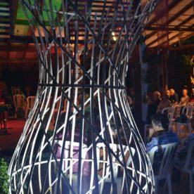 Concert de jazz sous les couleurs du bambou