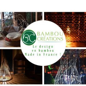 Bambou Créations vient vous voir