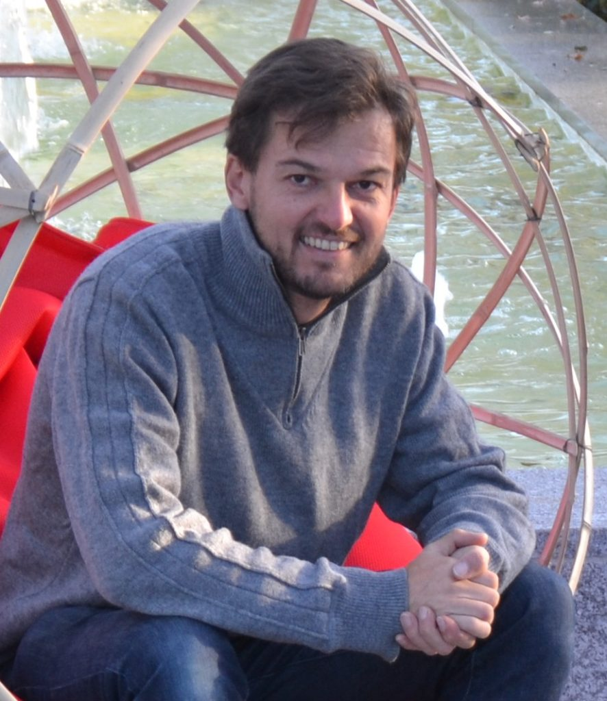 Bertrand Chereau, fondateur de Bambou Créations