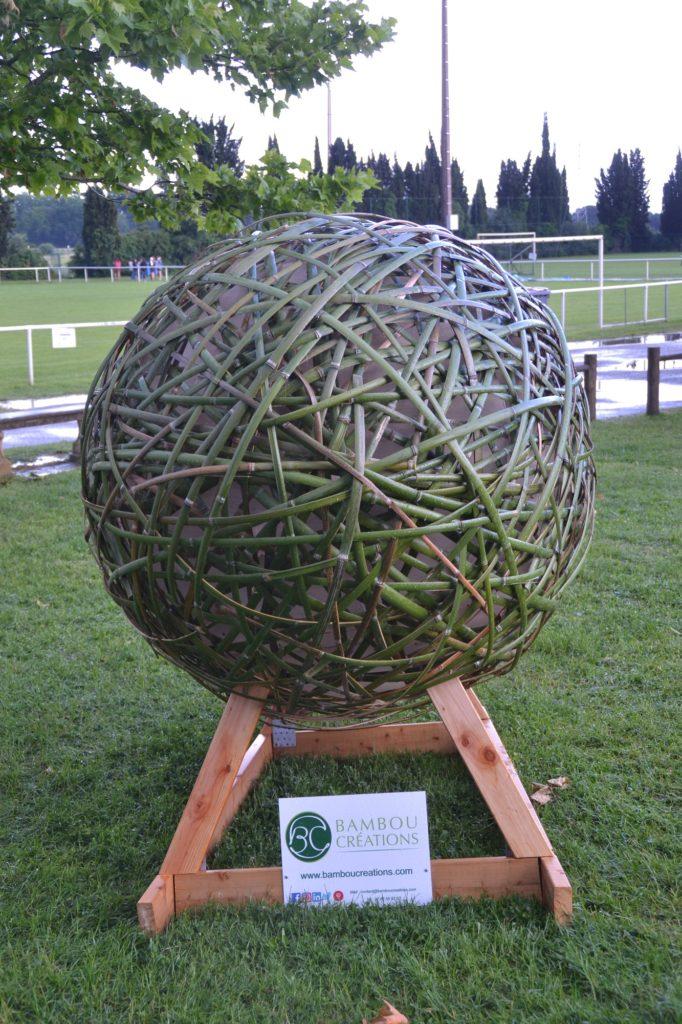 Ballon de rugby - Tournoi Rugby No Limit - Bambou Créations