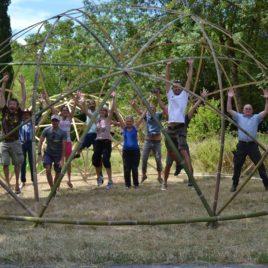 Week-end Formation «Créer des objets avec du Bambou»