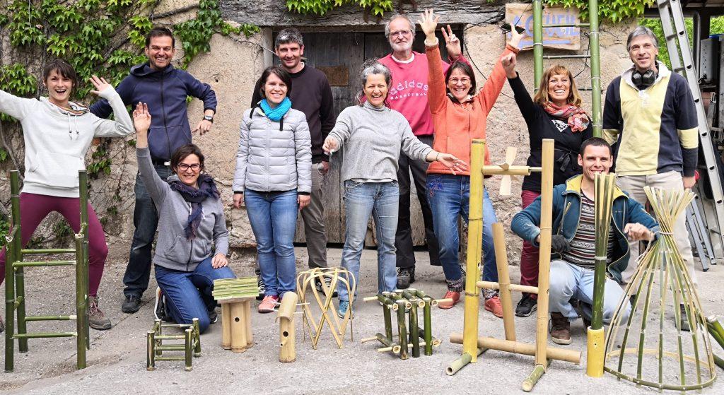 Réaliser vos objets en bambou
