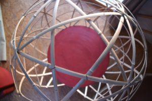 Espace de détente en lamelles de bambou - Bambou Créations