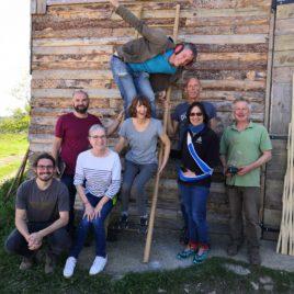 Journée Formation «Créer des structures Bambou pour le jardin»
