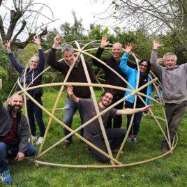 Formation «Créer des objets avec du Bambou»