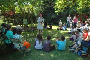 Formation dans le Jardin de la Poterie Hillen