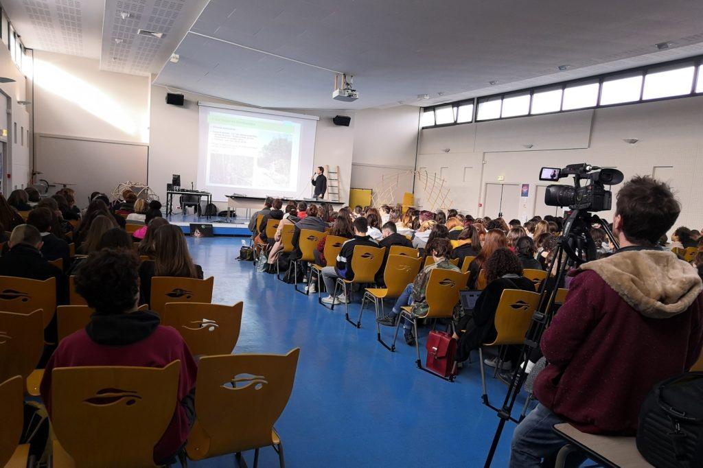 Conférence, Workshop et animations sur le bambou