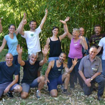 Les formations bambou de l'été